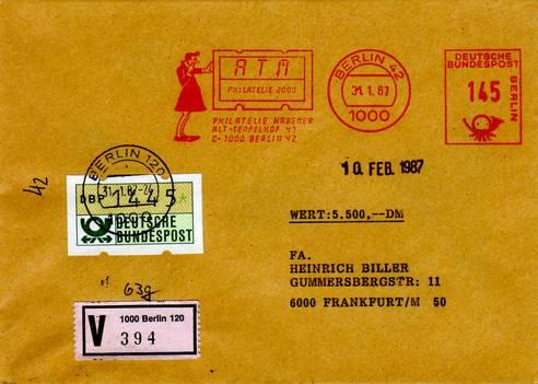 Päckchengebühr Post