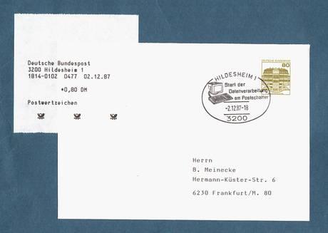 Deutsche Postautomation Epos Ii Sts Ab 2121987