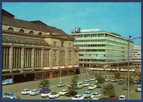 """963a280be8f32c Im Jahr 1965 wurde das Warenhauskonstrukt """"C- CENTRUM"""" als Vereinigung  Volkseigener Warenhäuser (VVW) Centrum gebildet und auch aus dieser Phase  eine ..."""