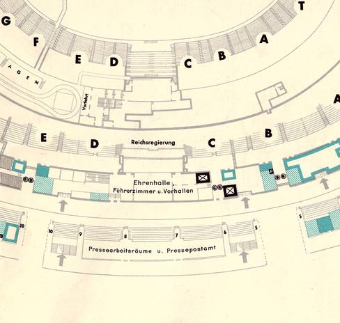 deutsche postautomation olympiastadion berlin. Black Bedroom Furniture Sets. Home Design Ideas