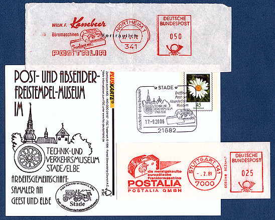Geprüft Ideales Geschenk FüR Alle Gelegenheiten Sonderstempel Luftbrücke Berlin Aus 1948 Minr.6+13 Auf Briefausschnitt