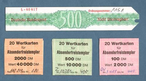Wertkartenkauf